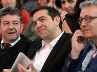 Alexis Tsipras, ídolo de la izquierda «antiimperialista» europea